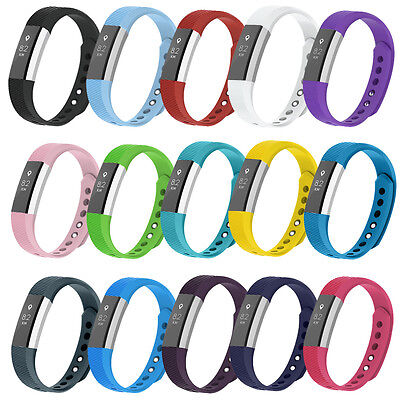 For Fitbit Alta HR!Replacement Silicone Wrist Band Strap Bracelet+Classic Buckle