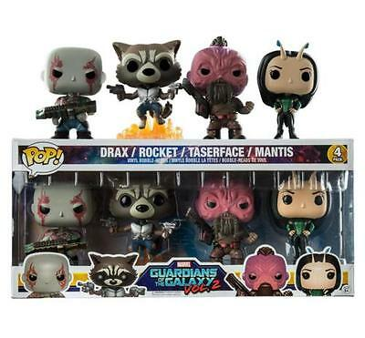GUARDIANI DELLA GALASSIA vol 2 taserface Figura IMPERFETTO scatole Funko Pop