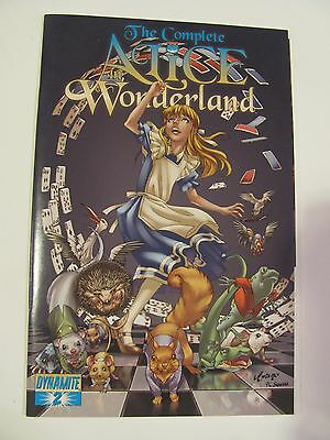 The Complete Alice in Wonderland #2 ( 2010, Dynamite Entertainment)