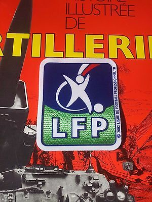 Patch Football French Ligue 1 LFP 02/05