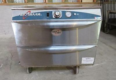ALTO-SHAAM 500-2D Two Drawer Warmer Oven bun food commercial 120v volt