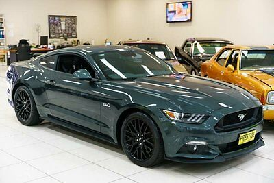 2016 Ford Mustang FM Fastback GT 5.0 V8 Guard Automatic 6sp A Coupe