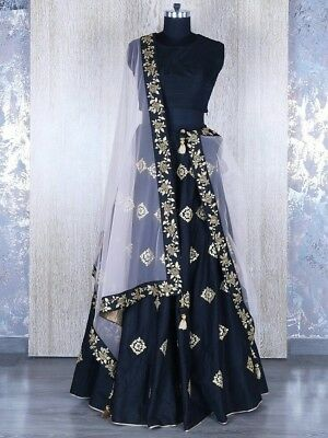 wedding party wear lehenga Designer Indian Latest Bollywood lengha choli set