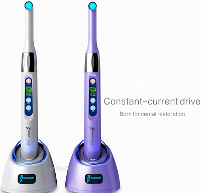Woodpecker Dental Wireless LED LAMP iLED Curing Light with Battery