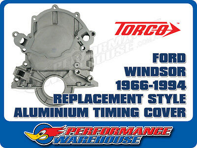 Ford Windsor 302 351 New Aluminium Timing Cover 1966-1994