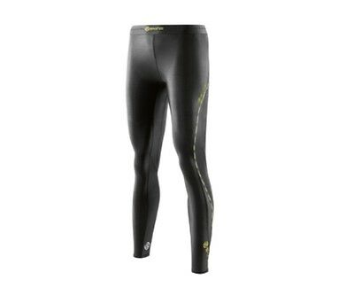 Skins Dnamic Womens Compression Long Tights - Black