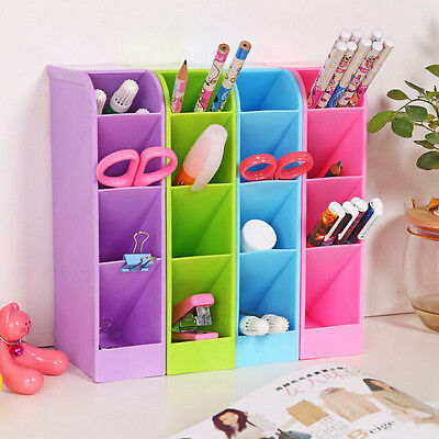 Underwear Candy Color Bar Organizer Office Boxes Desk Home Storage Box Cosmetic