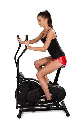 Esprit Fitness ACTIV-8 2-IN-1 Elliptical Cross Trainer & Exercise Bike