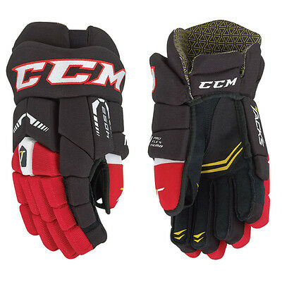 CCM Tacks 4052 Ice Hockey Gloves Size Senior