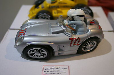 Jim Bamber Heroes Mercedes Mille Miglia Sir Stirling Moss HER/006/01