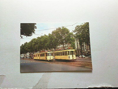 Carte Postale  Tramway - Bruxelles -  Motrice 1294  1261