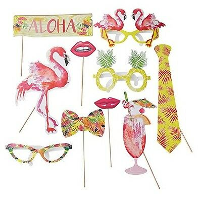Photo Booth Requisiten Flamingo G52 Sommer Party lustige Foto Accessoires/NEU/