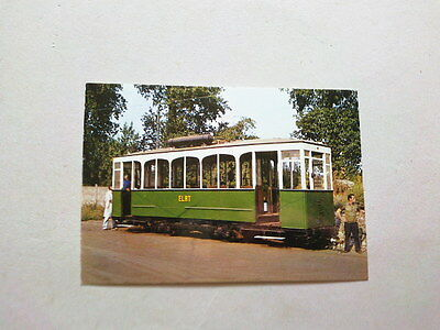 Carte Postale  Tramway - Motrice 600 - Lille Roubaix Tourcoing