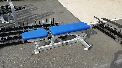 Hammer Strength Adjustable Bench Cleaned Serviced 495 00