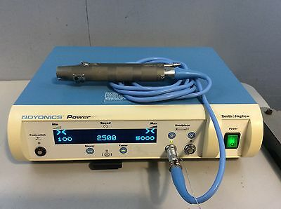 Smith & Nephew Dyonics Power Control Unit w/Dyonics EP-1 Shaver, Medical, Shaver