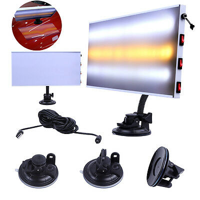Line Board Paintless Dent Repair Reflector Board Light Suction Arm PDR Tools