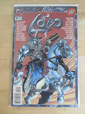 """Lobo (1993-2Nd Series-Dc) Annual # 2 """"elseworlds"""""""