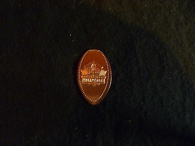 Pro Football Hall of Fame Novelty Souvenir Coin Penny