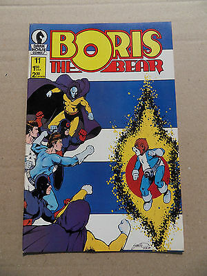 Boris The Bear 11 . Dark Horse 1987 - FN / VF