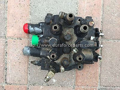 Genuine Bobcat Hydraulic Control Valve Part#: 6815477 USED Fit 553