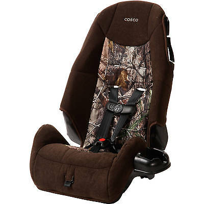 new Cosco High-Back Booster Car Seat Realtree Kids Child ORIGINAL Baby best!!!