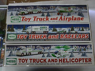 Hess Collection (21 pieces) all mint and never out of the boxes  djcollectibles