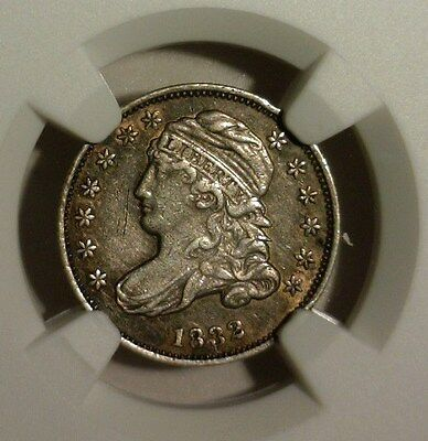 1832  Capped Bust Silver Dime   Ngc Xf Details  Great Looking Coin!!