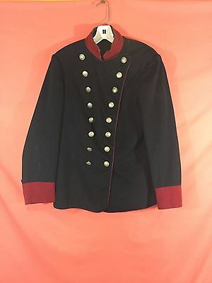 Eastern European Double-Breasted Tunic WWI Era