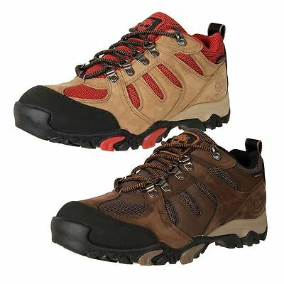 New Timberland Men's Leather Wide Waterproof Hiking Shoes Mt. Adams Cheap