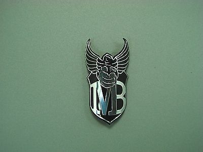 MB Bicycle Head Badge New