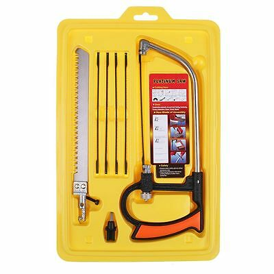 8 in 1 Universal Magic Saw Hand DIY Tools Set Steel Glass Wood Working Cutting