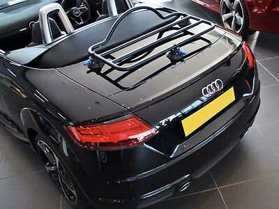 Audi TT Convertible Trunk | Boot | Luggage Rack ; No Clamps No Damage