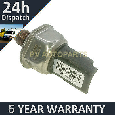 For Ford Kia Nissan Renault Fuel Rail Pressure Relief Sensor Switch Valve