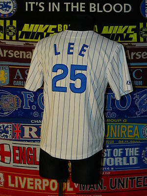 5/5 Chcago Cubs boys 14/16 #25 Lee MINT baseball top
