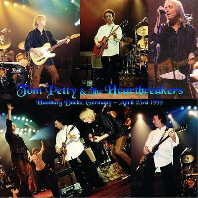 Tom Petty & The Heartbreakers – The Hamburg Docks  2 Cds