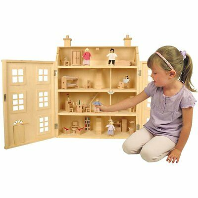 Doll House with 50 Pieces, Kids Creative Play Toys, Only at Toys R Us