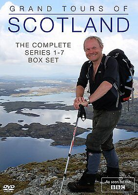 GRAND TOURS OF SCOTLAND - Complete Series 1 to 7: New DVD Box Set