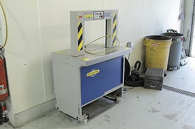 D2400 Dynaric High Speeed Automatic Strapping Machine