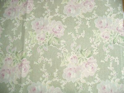 Quality Joblot of 20 Cotton Teatowels Green floral, Cafe,  Crafting , Retail