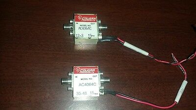 Cougar Components AC4064C Lot of 2