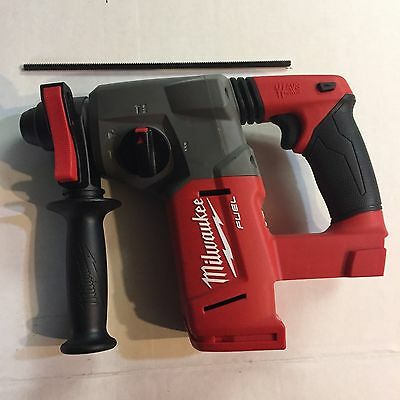 """Milwaukee 2712-20 M18 Fuel Cordless Rotary Hammer drill Bare tool NEW sds 1"""""""