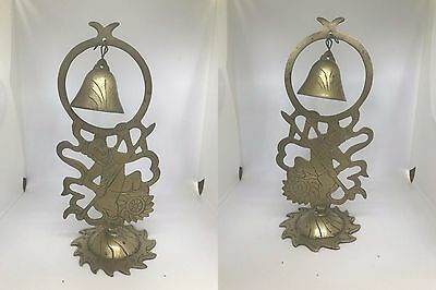 VINTAGE Brass Chinese Bell