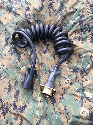 MILITARY TRAILER HARNESS Adapter M101a2 M416 M105 M1101 M1102 10ft on