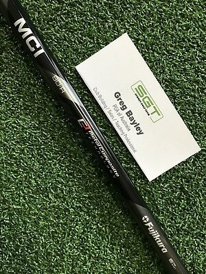 Fujikura MCI Black 80R .355 Utility Shaft Certified Dealer