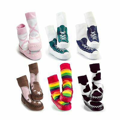 Sock Ons Baby / Child / Toddler / Kids / Babies Moccasin / Slipper / Mocc Ons
