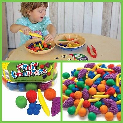 Counters Fruit  (50 piece)