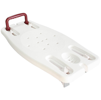 Portable Shower Bench By Vive - Bath Bench Can Be Adjusted to Fit Any Standard T