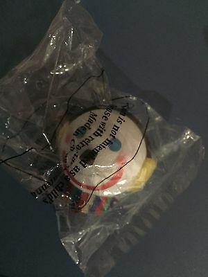 WINTER JACK W/SCARF & MUFFS from JACK IN THE BOX Antenna ball Pencil Topper NEW