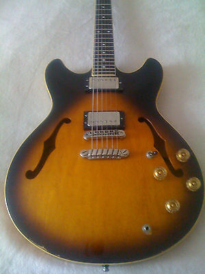 Vintage 1981 Ibanez AS 100 Electric Guitar for sale
