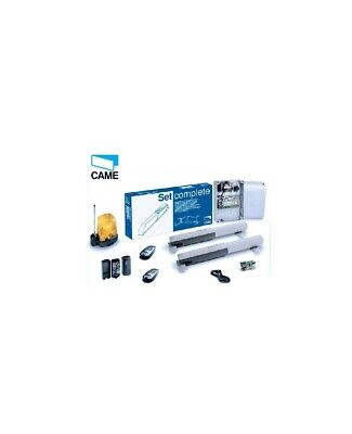 Kit Came U7090 Cancello Battente  Fino 3 Mt 220V Con Due Telecomandi